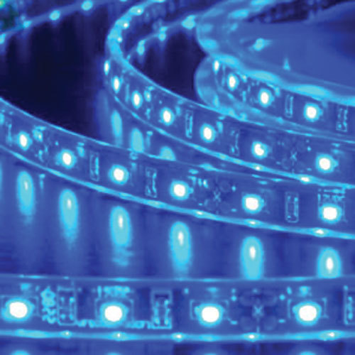 BLUE IP68 RATED 5 METER 60 LEDS PER METER