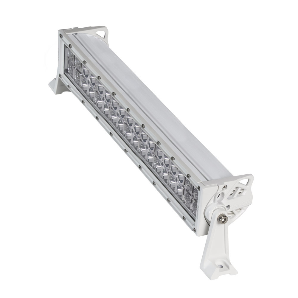 "20"" Dual Row Marine LED Light Bar"