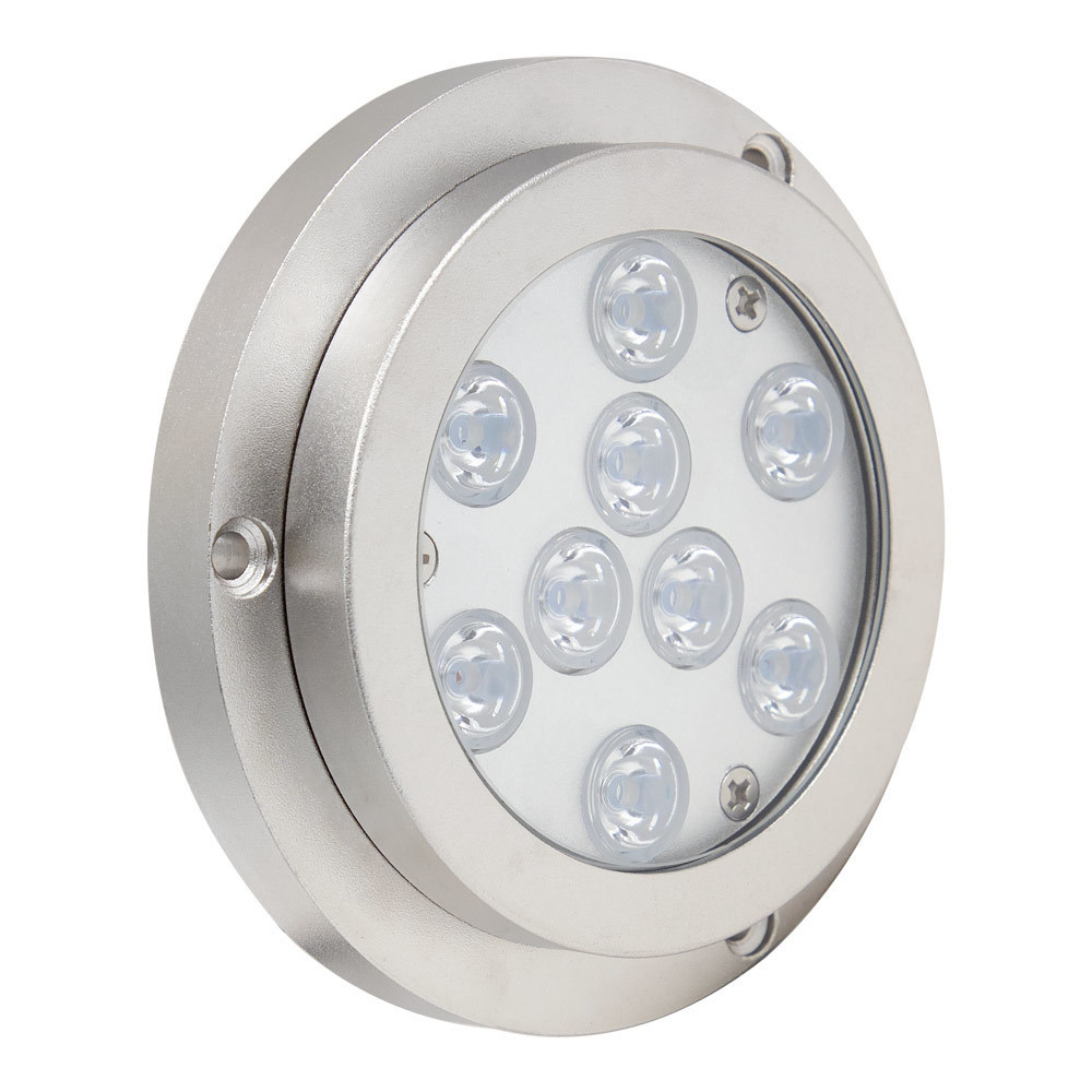 Underwater Transom Light 27W - Blå