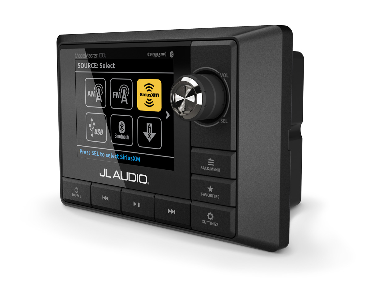 JL Audio MM100s MediaMaster®