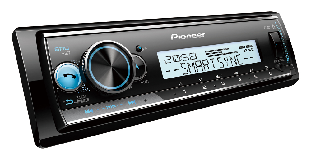 Pioneer MVH-MS510BT